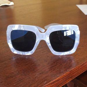 Free People Oversized Sunglasses